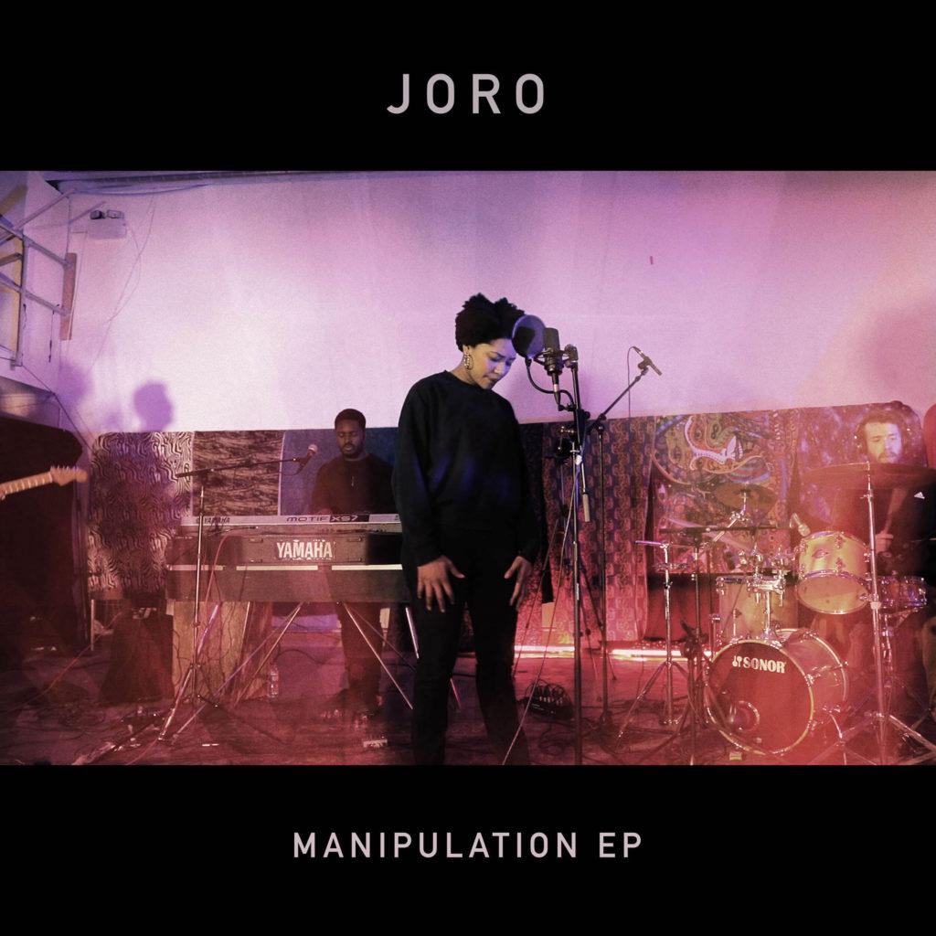 Joro Manipulation EP